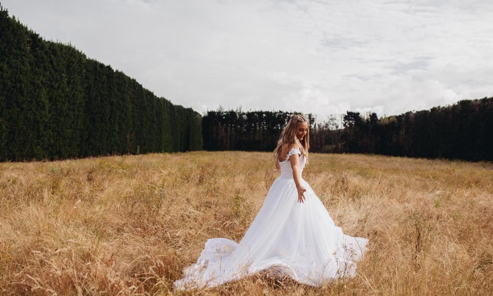 Bride in Taipa