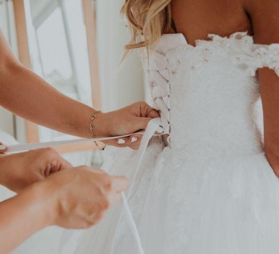 Wedding Dress, Taipa Beach